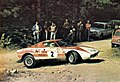 1974 Rallye Sanremo - Munari and Mannucci's Lancia-Marlboro Stratos HF.jpg