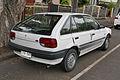 1987 Ford Laser (KC) GL 5-door hatchback (2015-11-11) 02.jpg