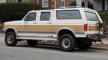 Ford Excursion - Wikipedia