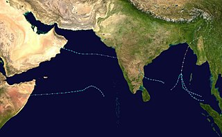 1994 North Indian Ocean cyclone season cyclone season in the North Indian ocean