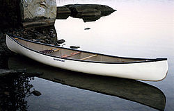 definition of canoe