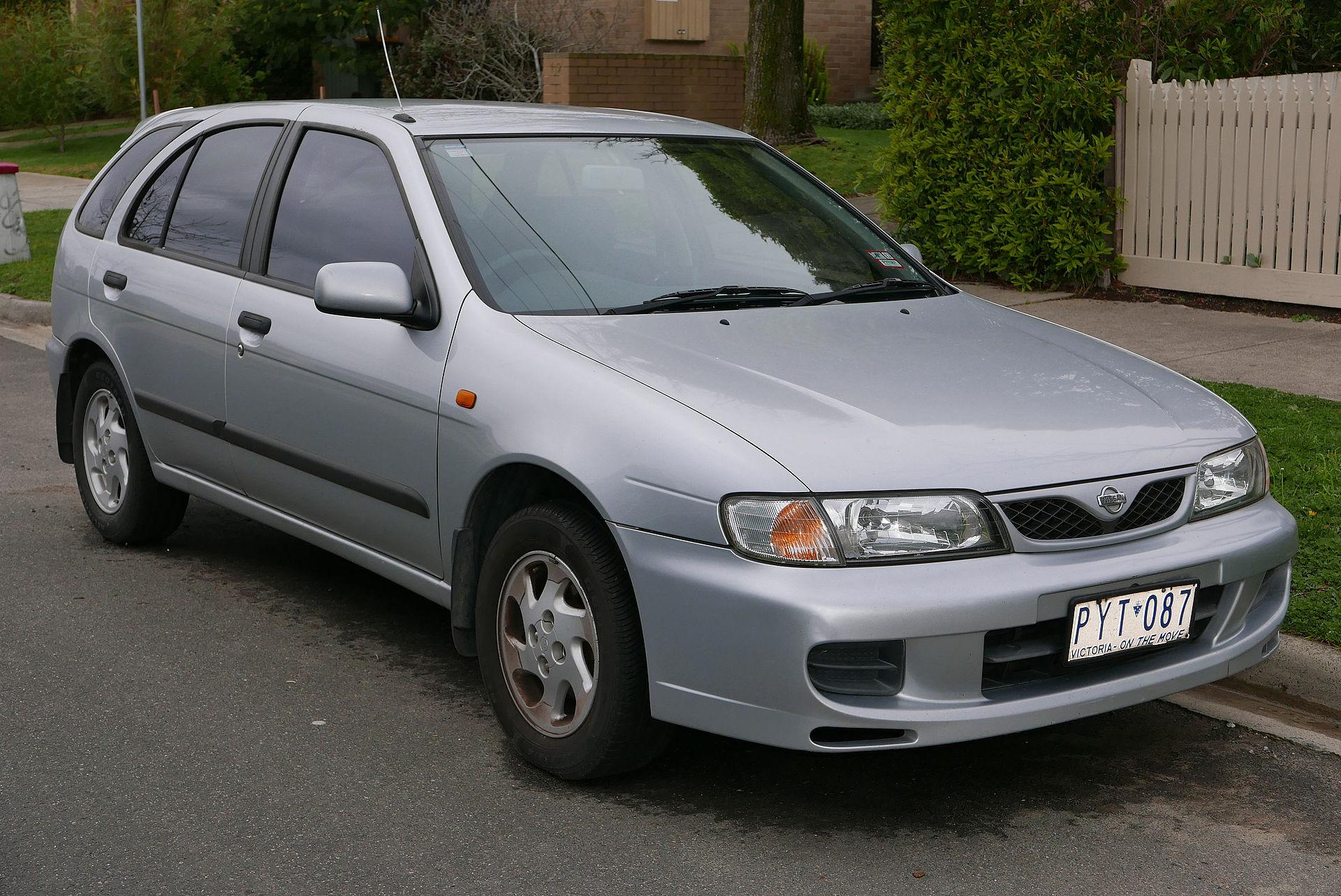 Nissan Pulsar Wikipedia