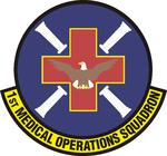 1 Medical Operations Sq emblem.png