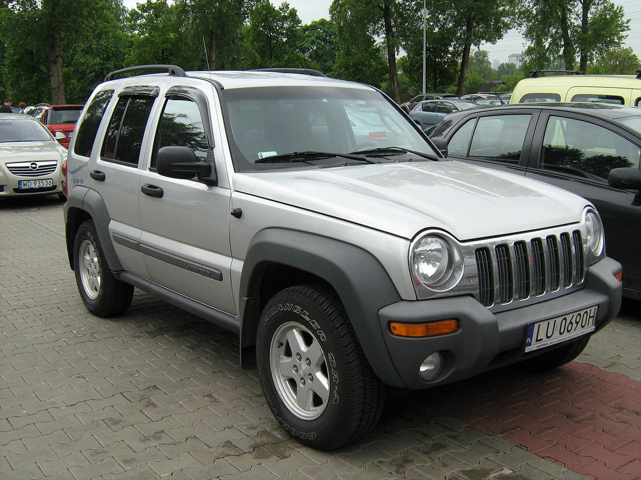 Jeep Liberty Used Car Prices