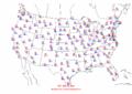 2002-09-28 Max-min Temperature Map NOAA.png