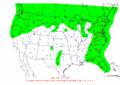 2002-11-13 24-hr Precipitation Map NOAA.png