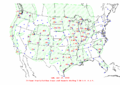 2002-12-19 24-hr Precipitation Map NOAA.png