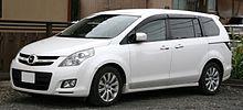 Mazda MPV, דור שלישי