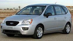 2006 Kia Rondo LX (US)