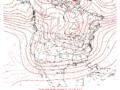 2007-02-14 500-Millibar Height Contour Map NOAA.png
