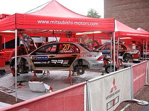 2007 Rally Finland preparations 06.JPG
