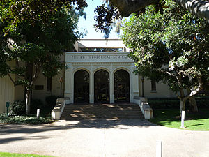 Fuller Theological Seminary - Payton Hall on the Pasadena Campus