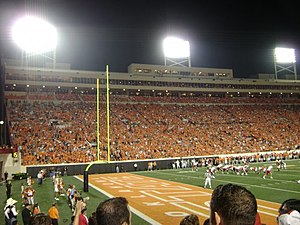 2008 Houston Cougars football team - The Cougars and Cowboys face off at Boone Pickens Stadium on September 8, 2008