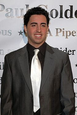 2009 CUN Award Party Colby O'Donis 001.JPG
