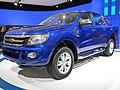 2010 Ford Ranger (T6) 4-door utility, prototype (2010-10-16) 01.jpg