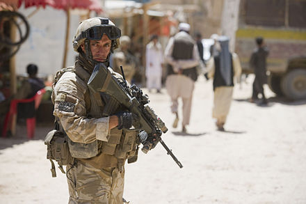 ec1eb03dd50 A New Zealand Army soldier in Afghanistan during 2011
