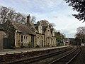 2011 at Eggesford station - platform 2.jpg