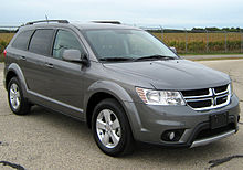 2017 Dodge Journey - Adventure Seeking Crossover