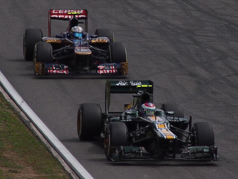 File:2012 German GP - Caterham ToroRosso.jpg