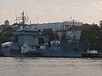 2013-08-29 Севастополь. Вспомогательное судно A512 Mosel ВМС Германии (3).JPG