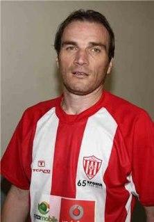 Siniša Dobrašinović Montenegrin football player