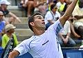 2013 US Open (Tennis) - Qualifying Round - Victor Estrella Burgos (9737279223).jpg