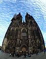 2014-01-05&155156 Kölner Dom Fischauge Iphone.Jpg