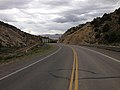 2014-08-11 15 22 22 View east along U.S. Route 50 about 65.6 miles east of the Eureka County line near Ely, Nevada.JPG