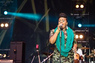Etana (musician) Jamaican singer