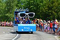 2014 Tour de France. Caravane Guildinvest 3. Free image Spielvogel. No copyright..jpg