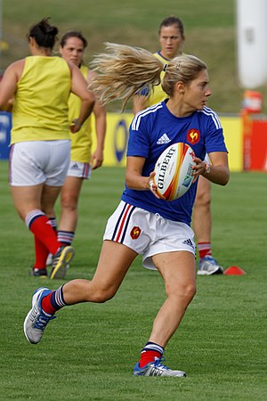 Rugby football - 2014 Women's Rugby World Cup France
