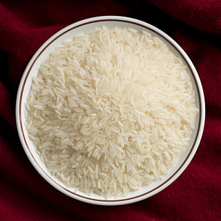Jasmine rice Thai rice variety