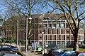 20150312 Maastricht; Conservatorium seen from garden of Jezuietenklooster at Tongersestraat 01.jpg