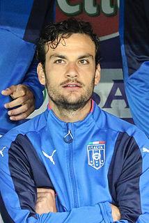 Marco Parolo Italian footballer