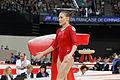 2015 European Artistic Gymnastics Championships - Vault - Ksenia Afanasyeva 11.jpg
