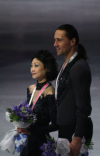 Yuko Kavaguti - Kavaguti and Smirnov at the 2015–16 Grand Prix Final