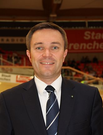 French Cycling Federation - David Lappartient, President of the FFC