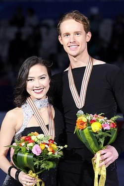 2015 Worlds - Madison Chock and Evan Bates - 07.jpg