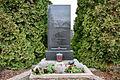 2016-03-12 GuentherZ (133) Asparn an der Zaya Massengrab Gefallene Sowjet-Soldaten1945.JPG
