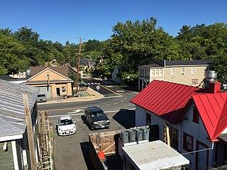 Falmouth, Virginia Census-designated place in Virginia, United States