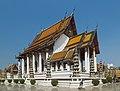 2016 Bangkok, Dystrykt Phra Nakhon, Wat Suthat (33).jpg