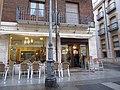 2018-03-23 Bar café Doña Berenguela, Palencia, Spain.JPG