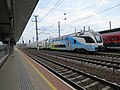 2018-06-15 (101) WESTbahn 4110 at train station St. Valentin, Austria.jpg