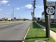 New Jersey Route 70 - Wikipedia