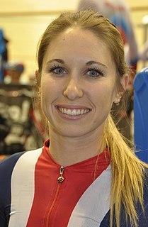 Kendall Ryan (cyclist) American cyclist