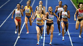 em friidrett program