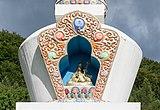 2018 Stupa w Gompie Drophan Ling w Darnkowie 07.jpg