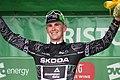 2018 Tour of Britain stage 3 - King of the Mountains Scott Davies.JPG