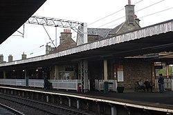 2018 at Carnforth station - platform 1.JPG