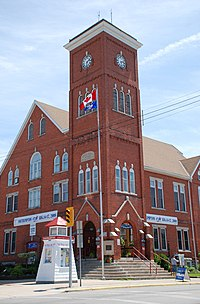 Saugeen Shores - Wikipedia